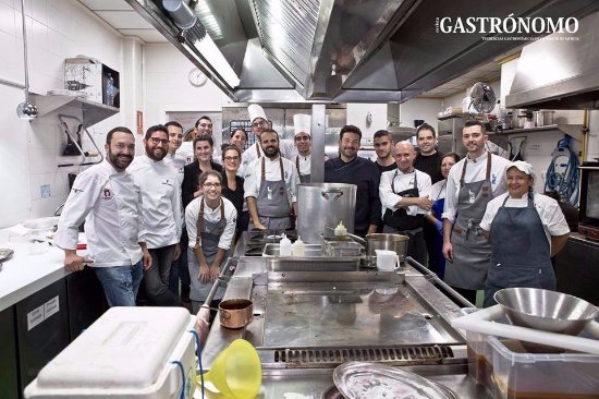 local de ensayo murcia restaurant bewertungen