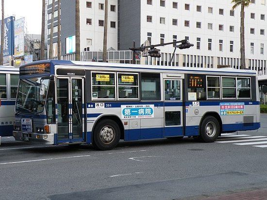 Tokushima City Transportation Bureau City Bus