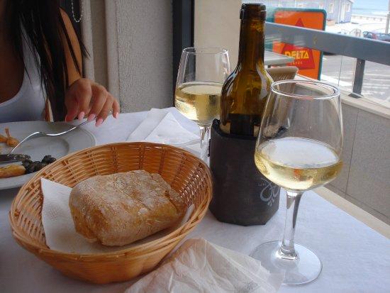 Praia de Mira, Portugal: Vinho