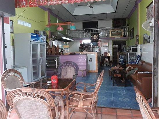 Koh Kong, Kambodja: Innenansicht