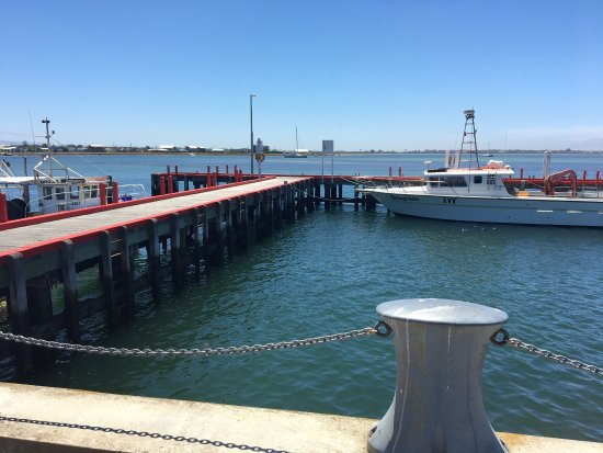Port Albert, Australia: pretty port town