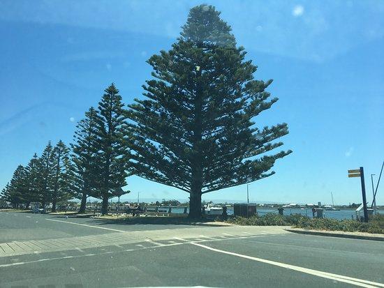 Port Albert, Australien: pretty port town