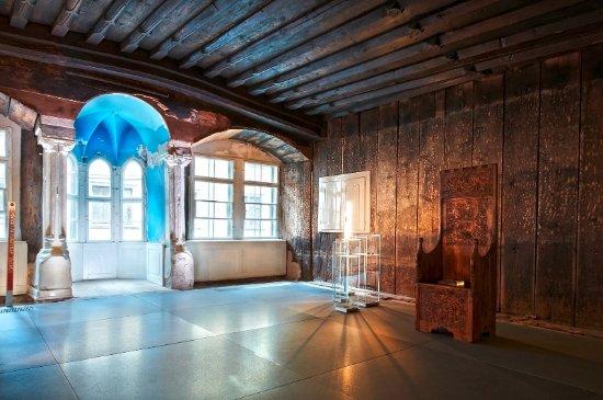 Ravensburg, Germany: Bohlenstube im Museum Humpis-Quartier©Museum Humpis-Quartier, Aufnahme: Jehle & Will.