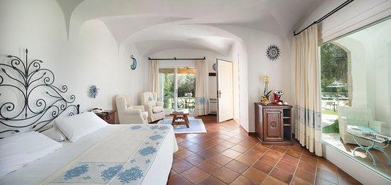Hotel La Rocca Resort & Spa: SUITE DELUXE 501 VILLA DEL PARCO -HOTEL LA ROCCA RESORT