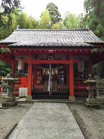 Iwasaki Inari Shrine