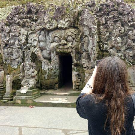 Lodtunduh, Indonesia: Elephant cave temple