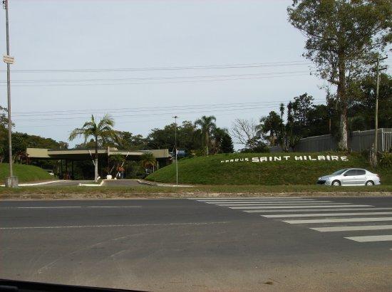 Viamão, RS: Pórtico do parque