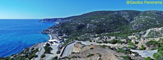 Gavdos, Griekenland: Always follow the cedar..