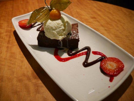 Clevedon, UK: Dessert