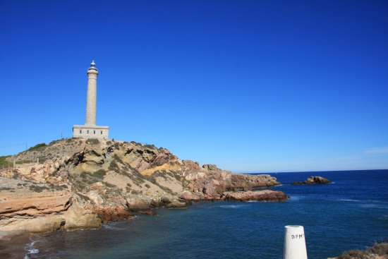 Faro Cabo de palos