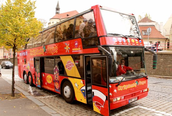 ‪City Sightseeing  Prague‬