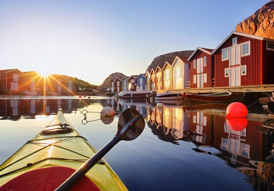 Kayak Bohuslän