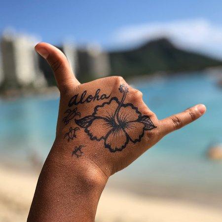 Honolulu Henna