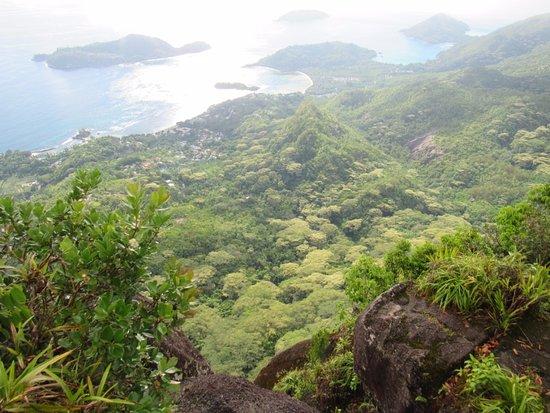Victoria, Seychelles: vista panorâmica - região de Port Launay