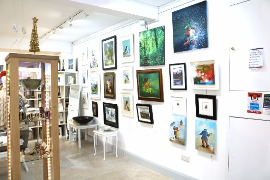 The Puffin Gallery