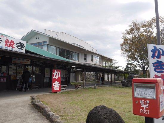 Kashima, Japan: 道の駅干潟展望所