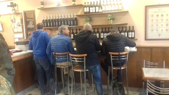Bagno a Ripoli, Italien: Bar Anna E Roberto
