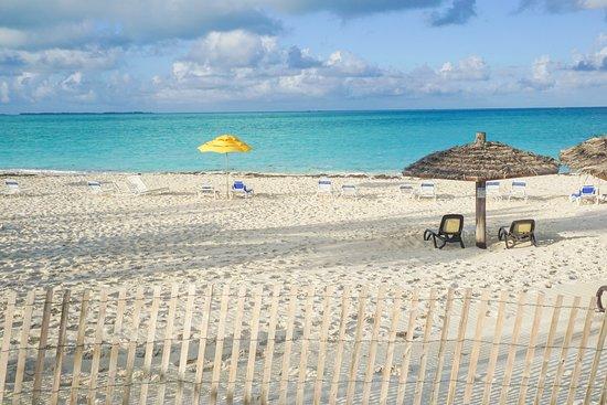 Treasure Cay Beach, Marina & Golf Resort: Treasure Cay Beach