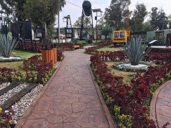 Estado de Mexico, Mexico: Museo del Ferrocarril el Huehuetoca