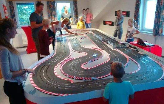 Gmunden, Österrike: Spaß,Spannung und Rennentertainment....