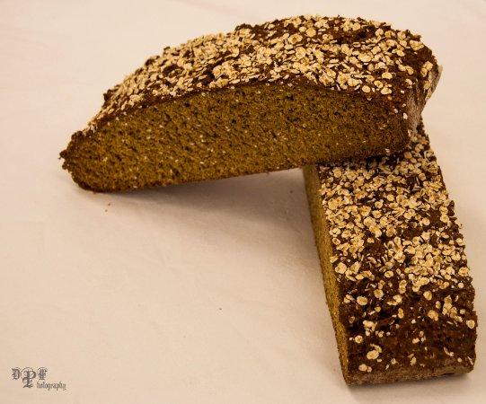 Clonbur, Ierland: Fairhill Home-Made Brown Bread