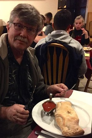 Lawrenceville, NJ: Stromboli -- large and tasty