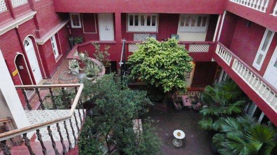 Ranjit's SVAASA: Central court