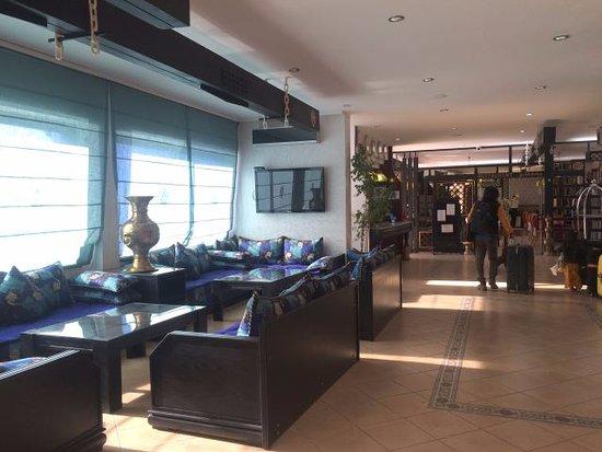 Hotel Parador: Lobby