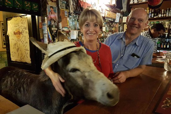 Van Reenen, South Africa: Welcome to the Green Lantern, Bill Gail & Bo-Jangles