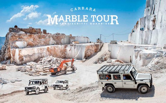 ‪Carrara Marble Tour‬