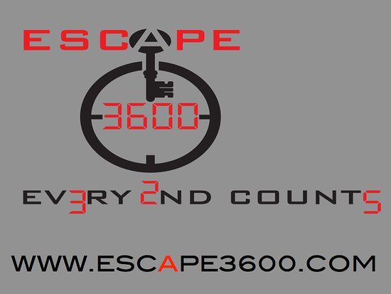 Maidenhead, UK: Escape3600 Logo