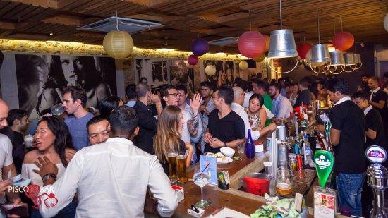 Pisco Bar : The Weekends