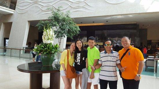 Hilton Bandung: Hilton Hotel Lobby