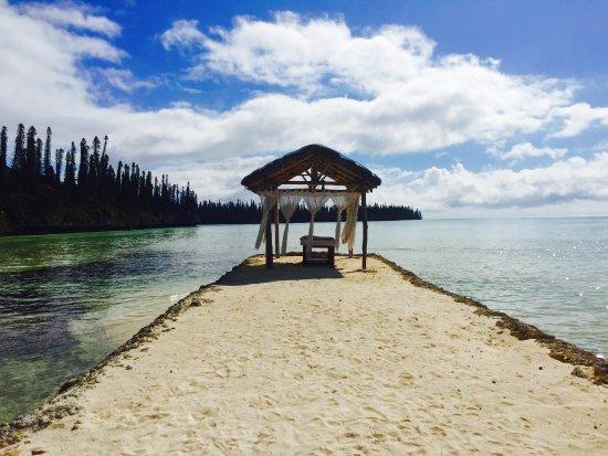Le Meridien Ile des Pins: spa