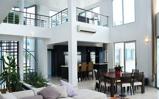 La Casa Blanca Luxury Villa: La Casa Blanca Interiors   Luxury Villa In  Samana Dominican