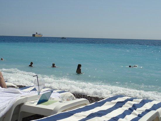 Ruhl Plage : пляж Руль