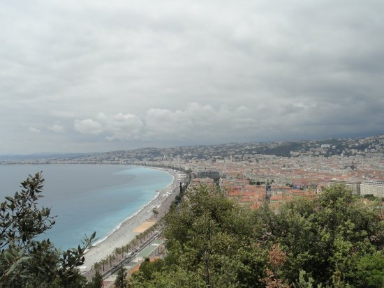 Ruhl Plage : пляжи Ниццы