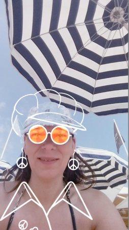 Ruhl Plage : на пляже Руль
