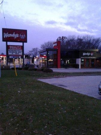 Sarnia, Canadá: Wendy's Restaurants Of Canada
