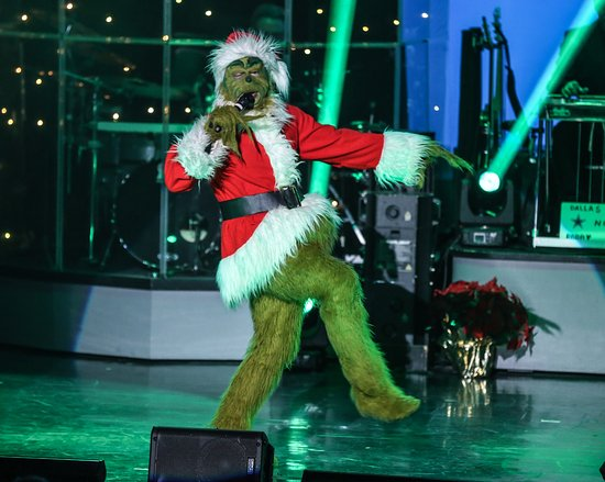 Clay Cooper Theatre: Clay Cooper's Country Express Christmas - Grinch