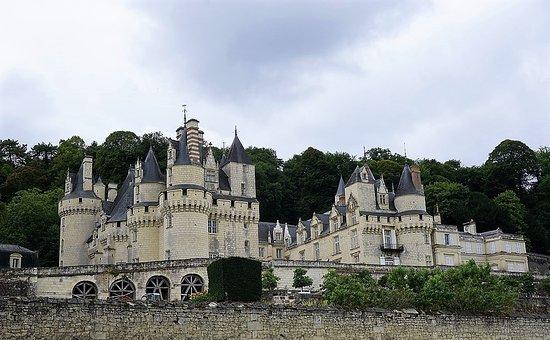 Rigny-Usse, Francja: Usse_1