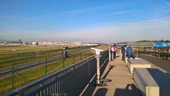 Aussichtspunkt Airport - Ostseite