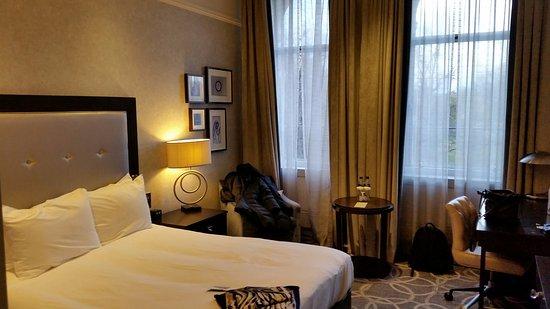 Hilton Glasgow Grosvenor Hotel: Room 234