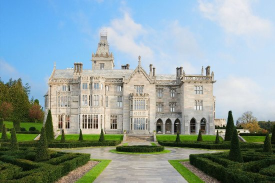 Clic Ireland Guided Tours Adare Manor Hotel Co Limerick