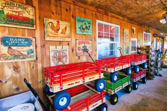 Laurel, Ντέλαγουερ: wagons