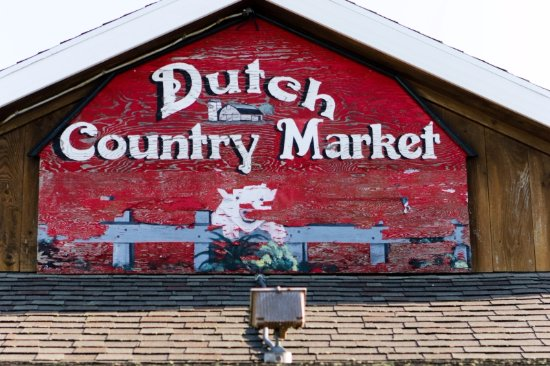 Laurel, DE: Dutch County Market