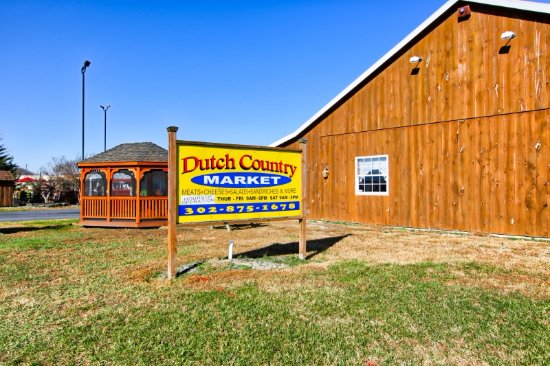 Laurel, DE: Dutch Country Market