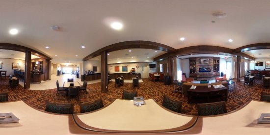 Watford City, Kuzey Dakota: Lobby 360