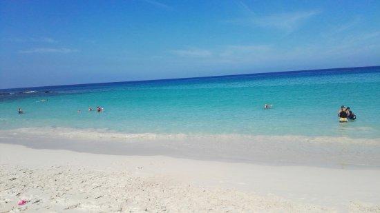 Manini'owali Beach (Kua Bay): Mare