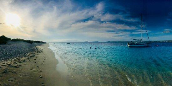 Kralendijk, Bonaire: At No Name Beach - Klein Bonaire
